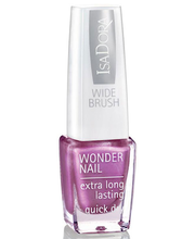 Küünelakk Wonder Nail Wide Brush 6 ml 629 Icy Purple