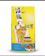 Kuivtoit kassidele tuunikala ja köögiviljaga 4 kg