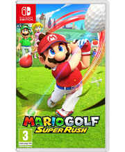NSW mäng Mario Golf: Super Rush