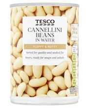 Tesco cannellini-oad vees 400/246 g