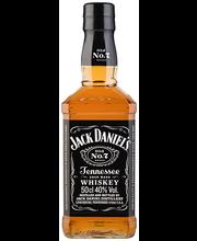 Jack Daniels Whisky 40% 500 ml