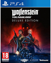 PS4 mäng Wolfenstein: Youngblood Deluxe Edition