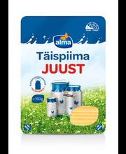 Täispiimast juust, viilutatud, 150 g
