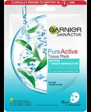 Näo-kangasmask Pure Active 28g