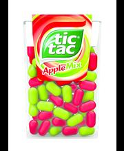 Tic-Tac Mix õunamaitselised pastillid 49 g