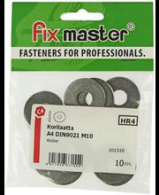 Fixmaster DIN9021 seib, happekindel, A4, M10, 10 tk