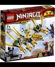 70666 Ninjago Kuldne Lohemadu