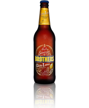 Brothers Cloudy Lemon Siider 4% 0,5L
