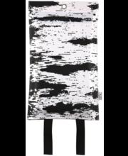 Tulekustutustekk Arki Koivu 120 x 180 cm, valge-must