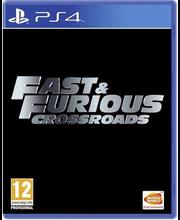 PS4 mäng Fast & Furious - Crossroads