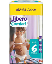 Libero Comfort 6 Teipmähe 13-20kg 70 tk.