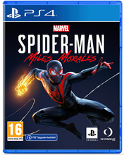 PS4 mäng Spider-Man - Miles Morales