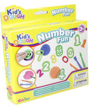 Kid´s Dough numbrid, 3 x 20 g