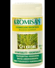 Orgaanilised kroomitabletid 120 tk.