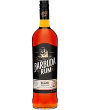 Barbuda Black rumm 1l