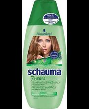 Shampoon 7-taime 250 ml
