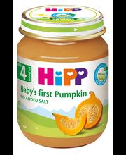 Hipp kõrvitsapüree 125 g, alates 4-elukuust
