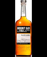 Mount Gay Black Barrel rumm 43% 700 ml