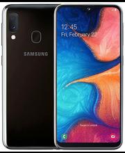 Nutitelefon Samsung Galaxy A20E, 32 GB, must