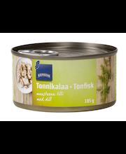 Tuunikala tilliga 185/138 g
