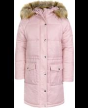 Laste vateeritud jope 134 cm, roosa