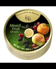 C&H puuviljakaramellid toosis 200 g