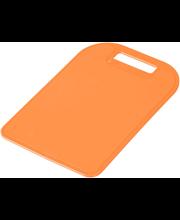 Lõikelaud 30x20,5 cm, oranz