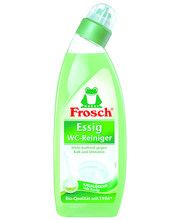 Frosch WC puhastusvahend äädikas 750 ml