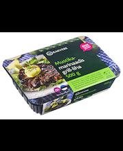 Mustikamarinaadis grill-liha 500 g