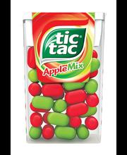 Tic-Tac Mix õunamaitselised pastillid 18 g