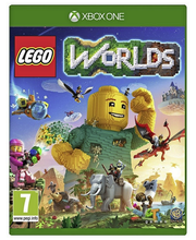 Xbox One mäng Lego Worlds