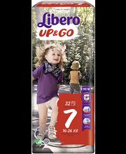 Libero Up&Go 7 Püksmähe 16-26kg 32 tk.