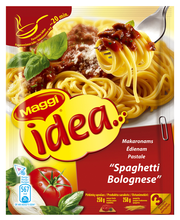 Kastmepulber pastale Spaghetti Bolognese Idea 47 g