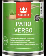 Mürgivaba puiduõli kasvuhoonele ja taimekastidele PATIO VERSO...