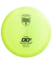 Discgolfi ketas Driver S-Line Dd3