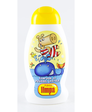 Shampoon/dushigeel 300 ml limpa