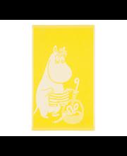 Froteerätik Piripiiga saarel 30x50 cm, kollane