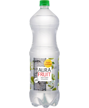 Aura Fruit kasemahlaga õunamaitseline vesi 1,5L
