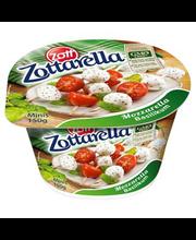 Mozzarella juust Zottarella basiilikuga 150 g