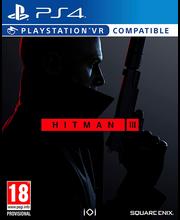 PS4 mäng Hitman III