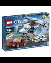 Lego City Kiire Tagaajamine 60138