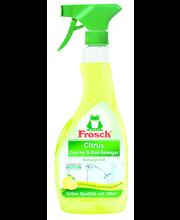 Frosch vanni- ja duširuumide puhastusvahend sidrun 500 ml