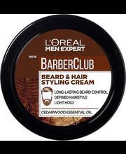 Modelleerimiskreem Barber Club Beard/Hair 75 ml