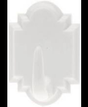 Habo 2061 rätikunagi, 2 tk, valge
