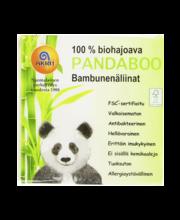 Taskurätikud bambusest 45tk