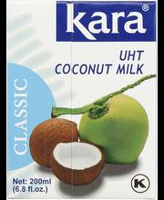 Kara kookospiim 17% 200 g