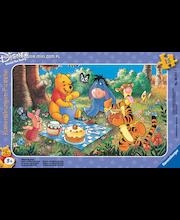 Raampuzzle 15 osa