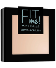 47fc3c03b9d Puuder Fit Me Matte + Poreless 90 Translucent