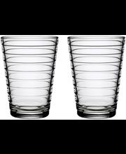 Joogiklaas Aino Aalto 33 cl  2 tk