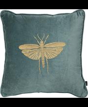 Dekoratiivpadi Dragonfly 45X45 cm,, roheline